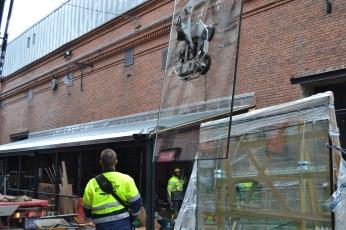 Panimoravintola Plevna Tampere terassilasitus