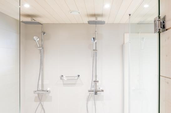 JVG Laseja suihkut ja saunan lasiovi